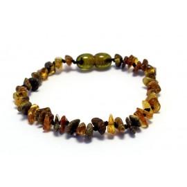 (16CM) Amber Teething bracelet 52TB-16
