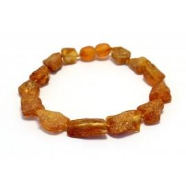 Raw Amber Bracelet RK53-18