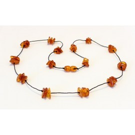 Amber Necklace TC134