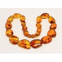 Amber Necklace CR551
