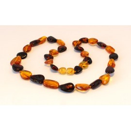 Amber Necklace TS84