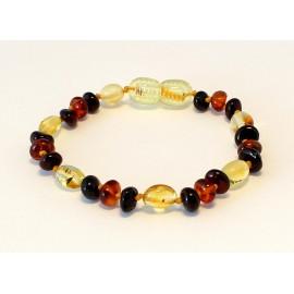 Amber Teething bracelet 167TB