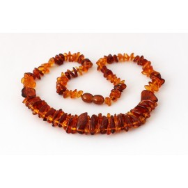Amber Necklace N103