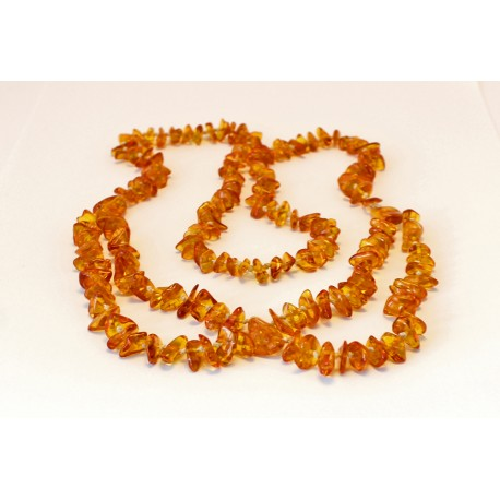 Amber Necklace N909