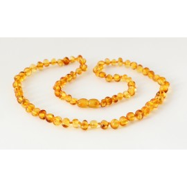 Amber Necklace BH1