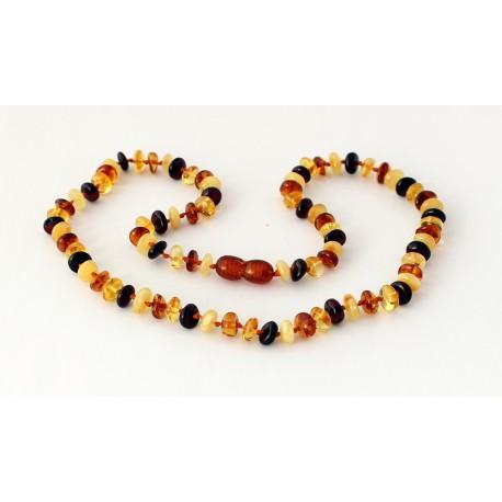 Amber necklace PB445