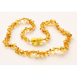 Amber Teething Necklace PBC150