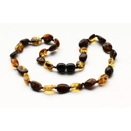 Amber Teething Necklace ATN123