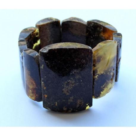 Massive Amber Bracelet
