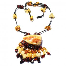 Amber Necklace 53