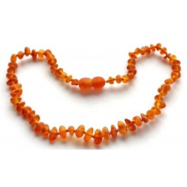 RawTeething necklace