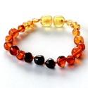 Amber Teething bracelets