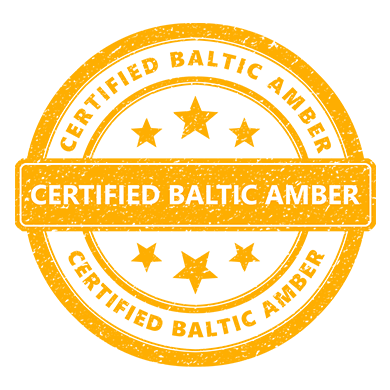 Certified Baltic Amber